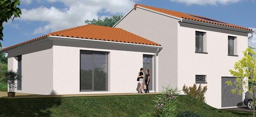 Constructeur de maisons et villas saint tienne et saint for Garage triolaire st chamond